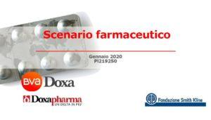 Scenario Farmaceutico Doxa Fondazione Smith Kline